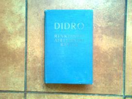 """Deni Didro """"Rinktiniai Ateistiniai Rastai"""" 1959 m."""