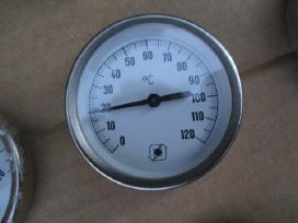 Parduodu termometrus sildymo sistemoms.