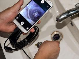 Nauja Endoskopine kamera (kompiuteriui ir telef.)