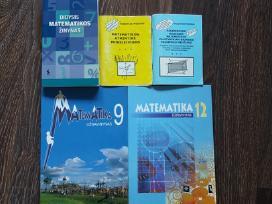 Matematikos uždavinynai/žinynai