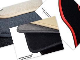 Tekstiliniai kilimėliai automobiliams! - nuotraukos Nr. 7