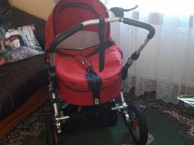 Triratis vaikiškas vežimėlis Panther junior