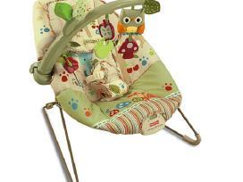 Fisher Price gultukas - vibro kėdutė W