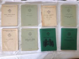 Lietuvos karo akademijos įvairios knygos leidiniai