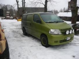 Toyota hiace dalimis 2009m.