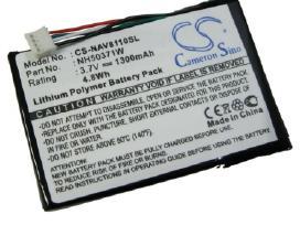 Navigacijos GPS baterijos