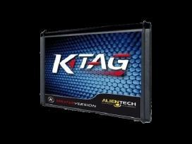 K-tag Master Ecu programavimas chip tuning