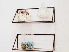 Spintos, lentynos, stalai iš metalo