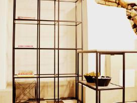 Metaliniai baldai pagal individualius užsakymus - nuotraukos Nr. 2