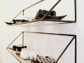 Metaliniai baldai pagal individualius užsakymus
