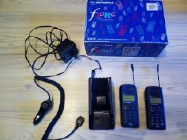 Antikvarinis telefonas Motorola Flare