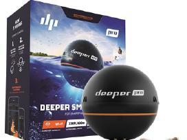 Deeper echolotas Smart Fishfinder Sonar Pro+