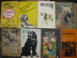 Knygos apie šunų auginimą (rusų kalba)