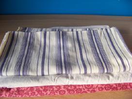 Užvalkaliukai antklodėlėms, pagalvėlėms, paklodėlė