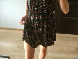 Nauja, lengva gėlėta suknelė
