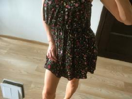 Nauja, lengva gėlėta suknelė - nuotraukos Nr. 2