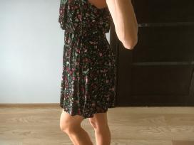 Nauja, lengva gėlėta suknelė - nuotraukos Nr. 4