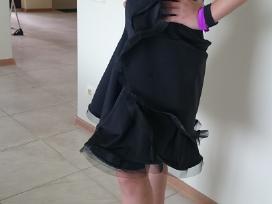 Sportiniu šokiu suknele lotynams
