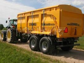 24t traktorinė grūdinė priekaba - nuotraukos Nr. 2