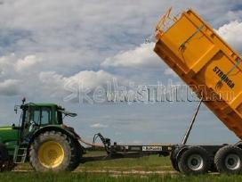 24t traktorinė grūdinė priekaba
