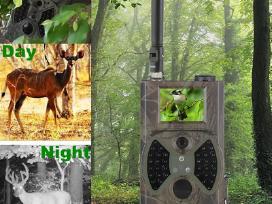 Žverių stebėjimo kamera su Mms Email funkcija