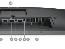 Dell monitorius Ips U2515h, U2518d 2560x1440 Qhd - nuotraukos Nr. 3