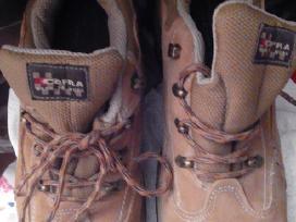 Darbiniai batai prieky metalas