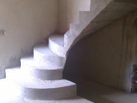 Betoniniu laiptu gamyba,projektavimas - nuotraukos Nr. 9