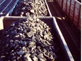Aukščiausios kokybės akmens anglis. Naujoji Vilnia