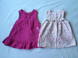 Suknelė - sarafanas 6-9 mėn. ir 12 mėn.