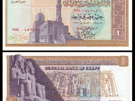 Egiptas 1 Pound 1978m. P44 Unc