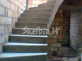 Betono laiptu gamyba,projektavimas ,
