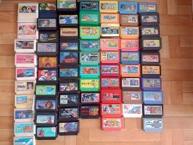 Originalus Nintendo Famicom/nes/ziliton zaidimai