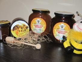 Bičių medus, Juozo Amšiejaus bitynas