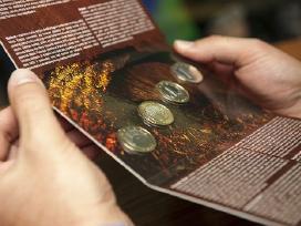 4 monetos proof 2013 m. 35 Eur - nuotraukos Nr. 2
