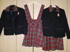 Žygimanto Augusto mokyklos uniforma mergaitei