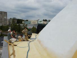 Šiltinimo Meistrai - Purškiamos poliuretano putos - nuotraukos Nr. 7