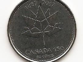 Kanada 50 cents 2017