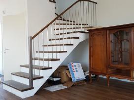 Vidaus laiptai. Laiptu gamyba