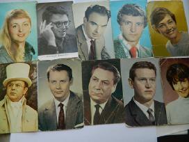 1962 m. tarybiniaqi artistai 35 vnt.