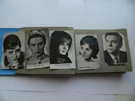 1962 m.albumelis tarybiniu artistu 52 vnt.