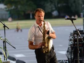 Saksofonistas Jusu sventei