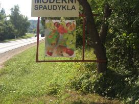 - Moderni Sulčių Spaudykla - 3 km Nuo Megos