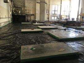 Pamatai, betonavimo darbai, Armatūros karkasai