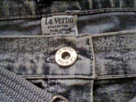 Džinsinis sijonas La Verno