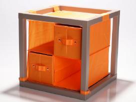 Stalas-lentyna- stelažas+14 eur Dovana stalčiai - nuotraukos Nr. 10