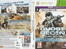 Xbox 360 originalūs žaidimai 2011-16 m., priedai