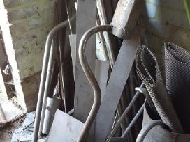 Nerūdyjančio plieno ruošiniai