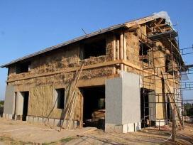 Grudai,kitkos namu statybai.