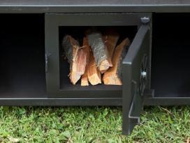 Rūkykla prie namų žuviai, mėsai ar sūriams - nuotraukos Nr. 5